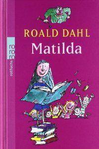 Roald Dahl's Matilda in Deutsch!