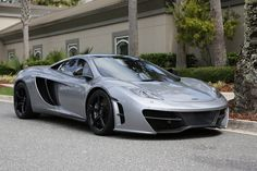 McLaren MP4-12C   | Drive a Mclaren @ http://www.globalracingschools.com