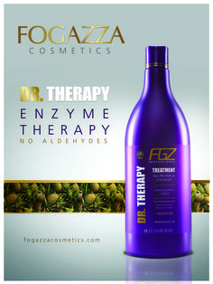 Dr. Therapy enzyme treatment  #beauty&soul #fogazzacosmetics