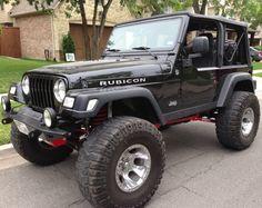 Car brand auctioned:Jeep Wrangler Rubicon 2005 Car model jeep wrangler tj rubicon 32 715 miles