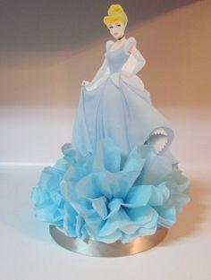 Cinderella Centerpiece Birthday Party by KhloesKustomKreation, $12.00