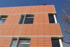 terracotta rainscreen - Bing images