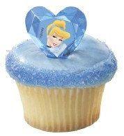 Disney Princess JewelsCinderella Cupcake Rings by ABirthdayPlace