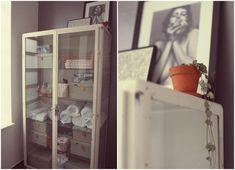 Storage Organization, Locker Storage, Organizing, Bathroom Inspiration, Bathroom Medicine Cabinet, Loft, Interior, House, Furniture