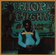"""Donald Byrd """"Ethiopian Knights"""""""