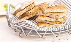 Karppaajan leipä Lchf, Keto, Apple Pie, Gluten Free, Breakfast, Healthy, Ethnic Recipes, Desserts, Food