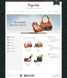 MayaShop - A Flexible Responsive e-Commerce Theme theme, e-commerce, theme, commerce, e-commerce Wordpress Theme, Best Sellers, Ecommerce, Vector Free, Themes Free, Website Designs, Teaching, Seo, Vectors
