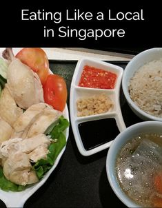 Eating Like a Local in Singapore