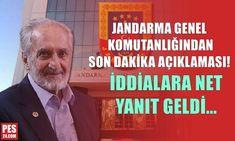JANDARMA GENEL KOMUTANLIĞINDAN SON DAKİKA AÇIKLAMASI! İDDİALARA NET YANIT GELDİ... - Pes24