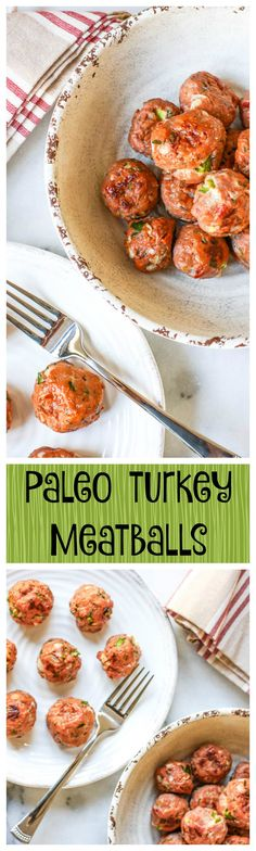 This recipe is easy healthy paleo. This recipe is easy healthy paleo and so delicious! Serve these balls with gravy or sauce on pasta or atop veggies amazing! Barbecue Recipes, Grilling Recipes, Paleo Recipes, Real Food Recipes, Lunch Recipes, Yummy Food, Paleo Turkey Meatballs, Cooking On The Grill, Foods With Gluten