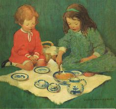jessie willcox smith good housekeeping - Google Search
