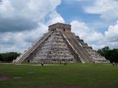 Chichen Itza - Mayan Ruins