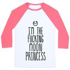 I'm the Fucking Moon Princess