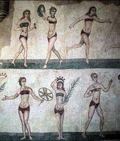 Gladiatrix - The female counterparts of Roman Gladiators