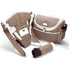 Gucci Baby Set Diaper Bag With Baby Carrier Bottle Holder White gucci - Gucci Baby Clothes - Ideas of Gucci Baby Clothes - Gucci Baby Set Diaper Bag With Baby Carrier Bottle Holder White gucci The Babys, Baby Set, Gucci Baby Clothes, Luxury Baby Clothes, Baby Holder, Baby Changing Bags, Louis Vuitton, Rebecca Minkoff, Baby Diaper Bags