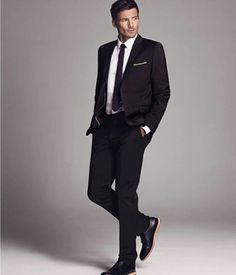 Sure, your suit pants get a whole lot more use than your suit jacket - but don't skip out on getting them both dry cleaned together each time. If you repeatedly send in slacks without the jacket, over time, the shades may age differently.