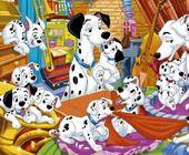 101 Dalmatiner Puzzle
