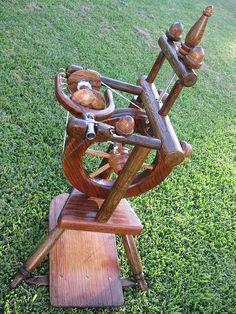 Little Lamb Spinning Wheel