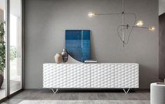 Cross sideboard by Borja García Studio - Mobenia Luxury