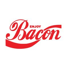 Hey, I found this really awesome Etsy listing at https://www.etsy.com/listing/254560874/enjoy-bacon-logo-funny-vinyl-decal-f-5