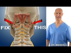 Forward head posture is the common culprit to most neurological and muscle related symptoms in the head and neck region. The atlanto-occipital joint (base of. Neck And Shoulder Exercises, Neck Exercises, Shoulder Workout, Stretches, Shoulder Pain Relief, Neck Pain Relief, Neck And Shoulder Pain, Neck Headache, Headache Relief