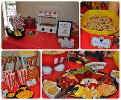 Lone Star Family: Mickey Mouse Birthday