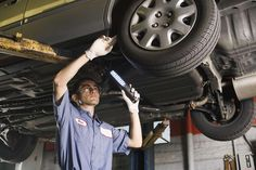 Free Auto Services Auto service chain Pep Boys offers five free services, including tire repair, tire rotation and brake inspection. No purchase is necessary to take advantage of any of the services.