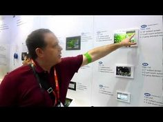 Crestron Touchscreens at CEDIA 2012