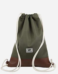Freibeutler - Gym Bag olive