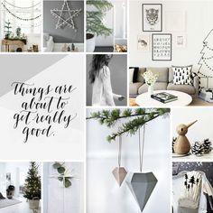 Christmas moodboard