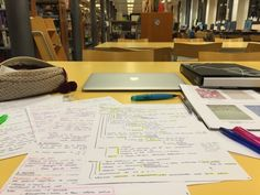 Been in the library all day… Pretty sure I'm gonna kill my histology exam tomorrow!