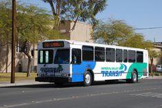 Imperial Valley Transit Gillig Phantom