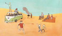 Noelle Stevenson Illustration: The Broship of the Ring