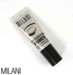 Milani Eyeshadow Primer Review, Photos