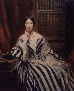 Angela Georgina Burdett-Coutts by anonymous, ca 1840 UK, National Portrait Gallery, London
