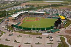 Constellation Field, Sugar Land, Texas - Home of the Skeeters