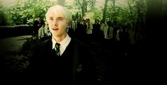 Yep, it looks like Draco Malfoy is officially returning to the Potterverse.