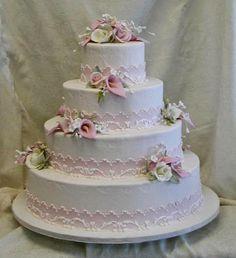 niebieska_podwiązka: Tort weselny