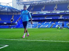 Diego Costa and Loic Remy during training yesterday at the Bridge! #CFC  Prepping for game against Swansea City - 13 September 2014 - BIG game this one. Looks like Diego will start - despite earlier injury.