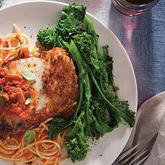 Sautéed Broccoli Rabe | CookingLight.com #myplate, #veggies