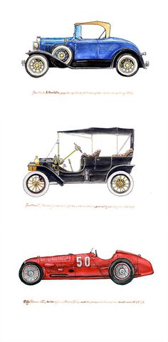 Just a tweak on the airplanes room theme... opened up transportation for cars and check out this cute classic automobile print set...