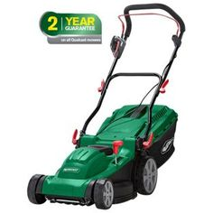 Buy Qualcast Corded Rotary Lawnmower - 1600W at Argos.co.uk, visit Argos.co.uk to shop online for Lawnmowers and accessories