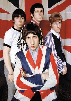 The Who, 1966 © Colin Jones / Courtesy Lucy Bell Galerie, Londres