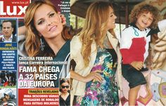 Merche Romero vestida por Mad Dragon Seeker - Revista Lux #cheromero #lux #dress #flowerprint