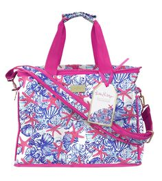 She She Shells Insulated Cooler - Spring 2015 Collection - Lilly Pulitzer - NEW!