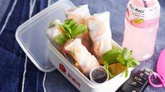 Tegenwoordig hipper dan hip: fresh spring rolls! En je maakt ze makkelijk zelf. Bovendien is zo'n zelfgemaakte snack veel lekkerder dan een vette hap bij de pomp of op het station.