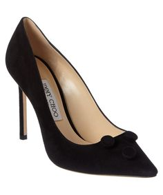 JIMMY CHOO Jimmy Choo Jasmine 100 Suede Pointy Toe Pump'. #jimmychoo #shoes #pumps & high heels