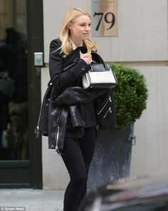 Lucy Fry in NYC January 28, 2014