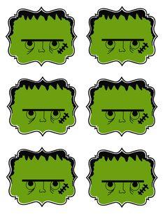 31 Free Halloween Printables by Persia Lou Halloween Labels, Halloween Banner, Theme Halloween, Halloween Signs, Halloween Cards, Holidays Halloween, Happy Halloween, Halloween Decorations, Halloween Printable