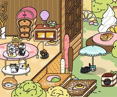 I started playing Neko Atsume: Kitty Collector last year and have not stopped since! As a lifetime cat lady, I got hooked pretty quickly. Neko Atsume is not really a game - more like a really fancy cat Tamagotchi. You collect cats! :DYou play the game by placing food and goodies (toys and furniture) down into the cats' habitat. Depending on what you put out, different cats will come to visit! There are regular cats and rare cats in the game, so it's a good idea to switch up the goodies you…